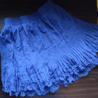 SALE💖Light blue skirt | 百褶短裙