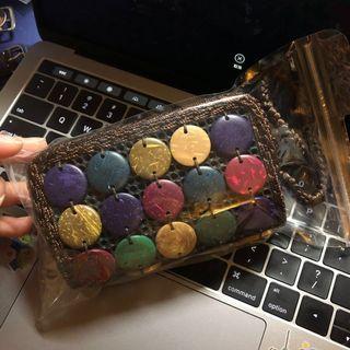 全新 手作銀包 handmade wallet