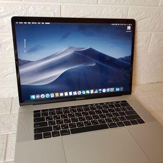 贈品滿滿!2018年頂規Macbook Pro 15 TouchBar 512G