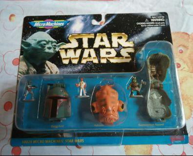 Star Wars 玩具