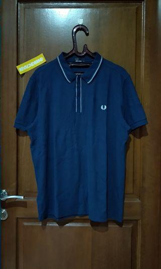 Fred Perry Tipped Placket