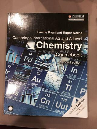 Chemistry A level reference book