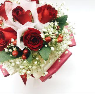 🚚 Rose Bouquet 🌹