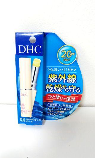 DHC UV Moisture Lip Cream SPF20 PA+