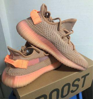 [US9] Yeezy Boost 350 V2 Clay