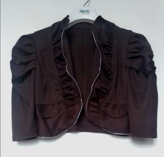 Outer cardigan crop