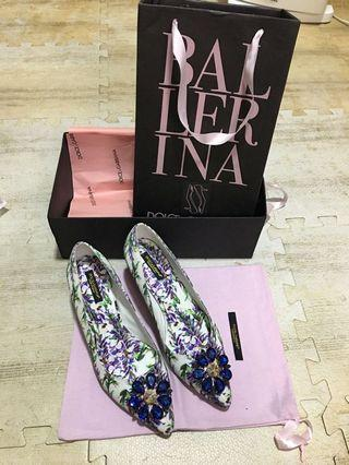 Dolce & Gabbana high heels NEW 全新