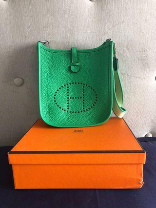 a02c322ff98 Hermes Evelyn tpm bag
