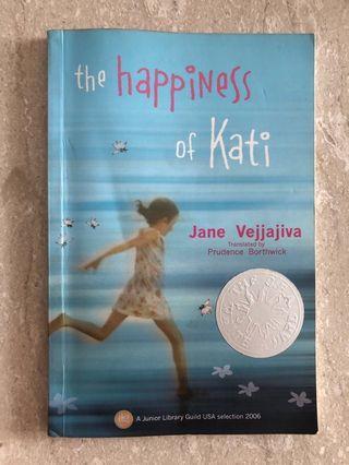 The Happiness of Kati by Jane Vejjajiva