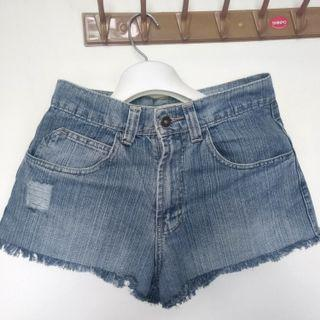 Hotpants high waist jeans 28