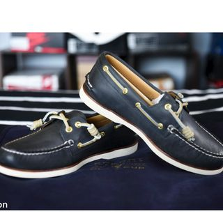 c3fa417f80 Sperry Gold Cup Navy