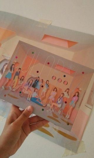 IZ*ONE Coloriz Album