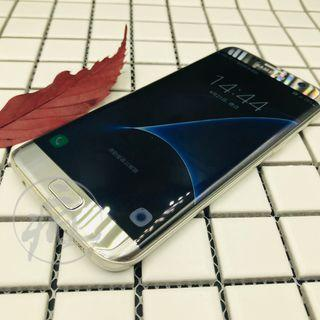 SAMSUNG GALAXY S7 edge銀色32GB/中古空機/店家保固7天<SAM340149>