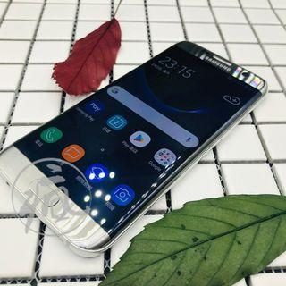 SAMSUNG GALAXY S7 edge銀色32GB/中古空機/店家保固7天<SAM625976>