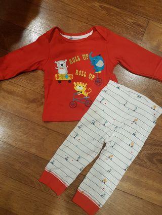 Mothercare Pyjamas Set