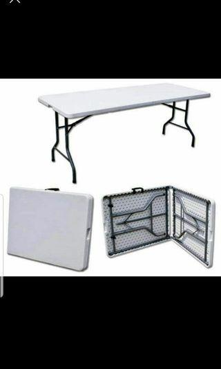 Foldable Table New 6FT 182cm