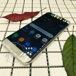 SAMSUNG GALAXY S7 edge銀色32GB/中古空機/店家保固7天<SAM717103>