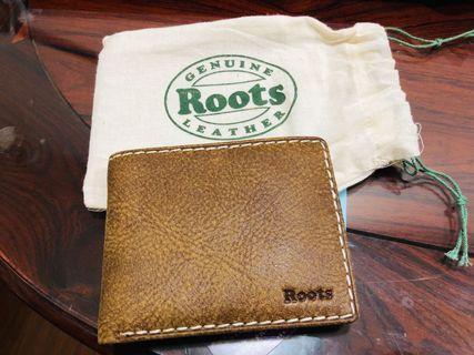 Roots 皮夾(加拿大購入)