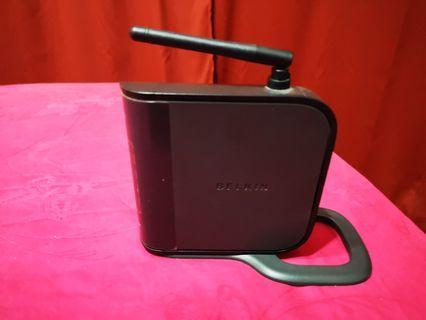 Free - Belkin G wireless router