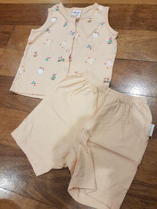 Baby Kiko Shirt And Pants