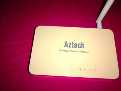 Free-Aztech Wireless N router
