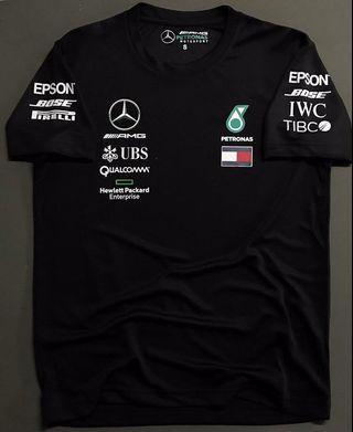 Jersey Merc Petronas