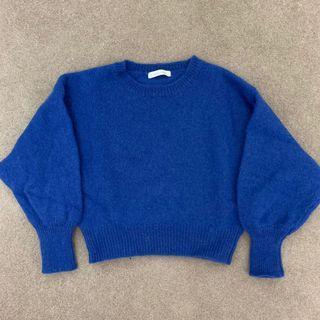 Warm knit top