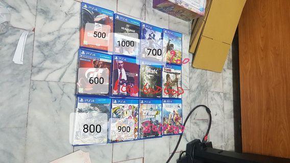 🚚 PS4遊戲,價格如圖