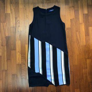 🤑 Yacht 21 striped dress