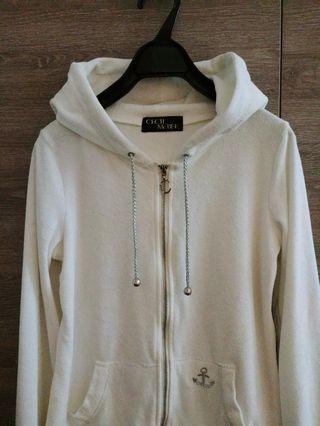 日本品牌 CECIL McBEE 毛巾衛衣
