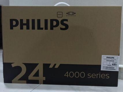[WTS] 24 Inch Philips Tv 4000 Series