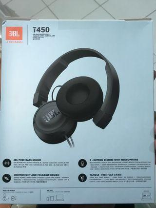 Headphone JBL T450 ORIGINAL