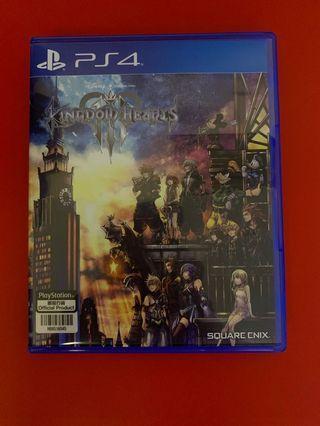 🚚 PS4 Kingdom Hearts 3