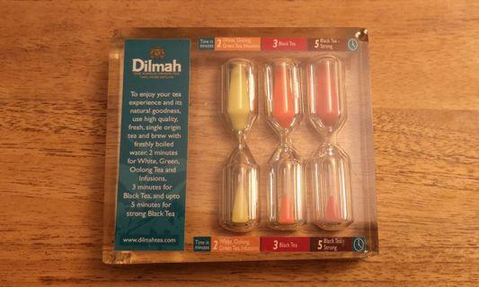 Dilmah Tea Making Hourglass