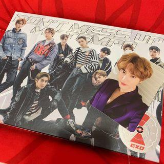 [WTS] EXO DON'T MESS UP MY TEMPO VIVACE VERSION WITH SUHO PC