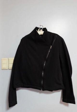 Forever 21 Plus Size Black Jacket