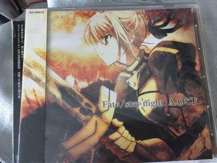 Fate/stay night TV OST #EST50