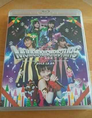 日版Momoiro christmas演唱會 2Bluray