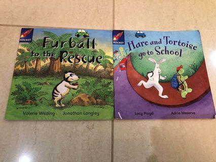 2 Rockets preschool books #ENDGAMEyourEXCESS
