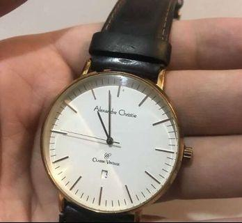 alexandre christie original 100%