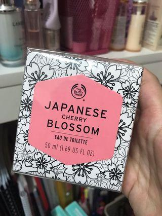 Body Shop 香水