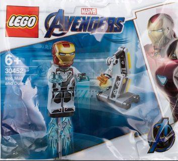 Lego 30452 iron Man and Dum E polybag