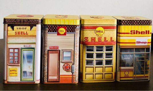 Shell Box Collection 125 years anniversary #EST50