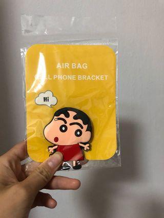 🚚 Crayon Shin phone bracket