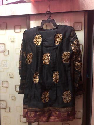 baju kurung saree