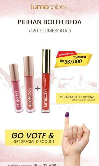 Lumecolors lipcoat