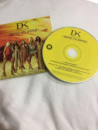 Danity Kane Show Stopper CD
