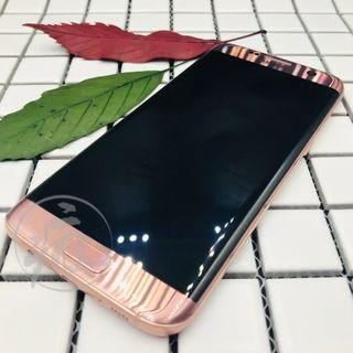SAMSUNG GALAXY S7 edge粉色32GB/中古空機/店家保固7天<SAM061437>