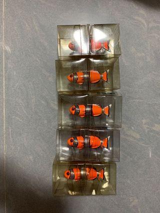 Finding Nemo 小丑魚 磁石 便條夾