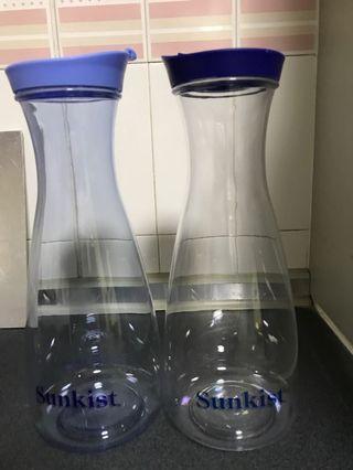 Sunkist water flask